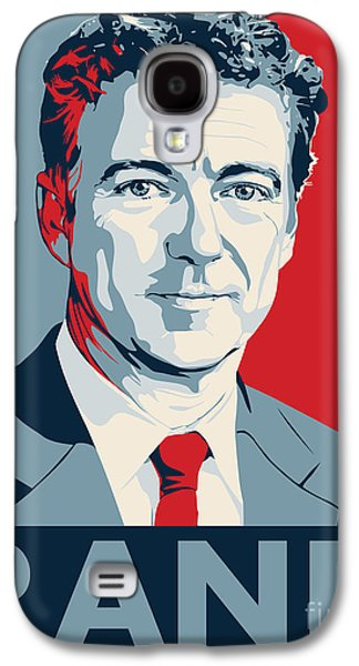Libertarian Party Galaxy S4 Cases - Rand Paul Galaxy S4 Case by John Lehman