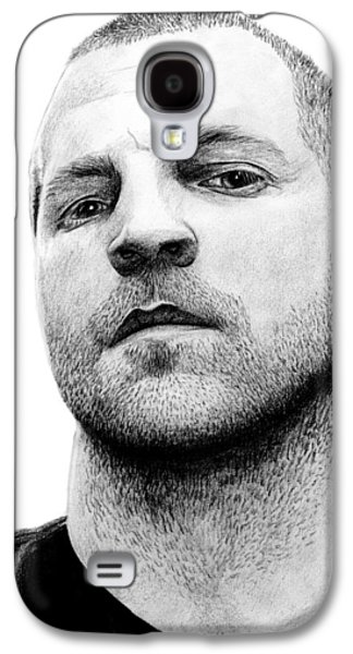 Randy Galaxy S4 Cases - Randy Armstrong Galaxy S4 Case by Kayleigh Semeniuk