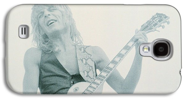 Rock Concerts Galaxy S4 Cases - Randy Rhoads Day on the Green 7-4-81 Galaxy S4 Case by Daniel Larsen