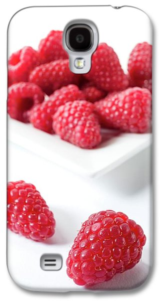 Raspberries Galaxy S4 Case by Aberration Films Ltd