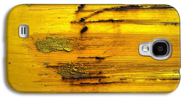 Machinery Galaxy S4 Cases - Raw Galaxy S4 Case by Tom Druin