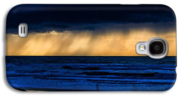 Poster Art Galaxy S4 Cases - Ray of hope  Galaxy S4 Case by Jb Atelier