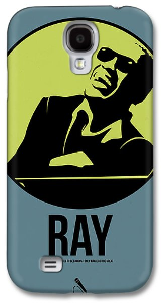 Classical Music Galaxy S4 Cases - Ray Poster 2 Galaxy S4 Case by Naxart Studio
