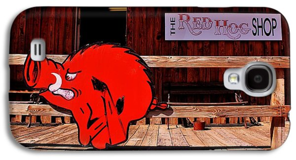 Razorback Country Galaxy S4 Case by Benjamin Yeager