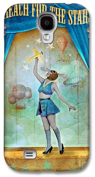 Engagement Digital Galaxy S4 Cases - Reach for the Stars Galaxy S4 Case by Aimee Stewart