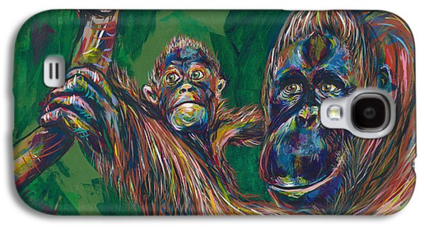 Receive Paintings Galaxy S4 Cases - Reach Galaxy S4 Case by Lovejoy Creations