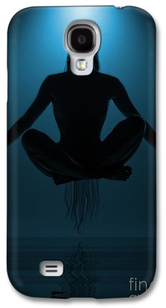 Woman Photographs Galaxy S4 Cases - Reaching Nirvana.. Galaxy S4 Case by Nina Stavlund