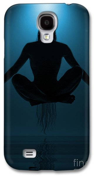 Studio Photographs Galaxy S4 Cases - Reaching Nirvana.. Galaxy S4 Case by Nina Stavlund