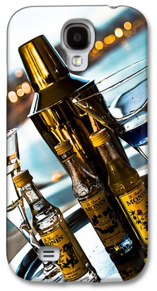 Ready For Drinks Galaxy S4 Case by Sotiris Filippou