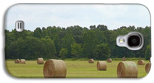 Haybale Galaxy S4 Cases - Ready for Pick Up Galaxy S4 Case by CarolLMiller Photography
