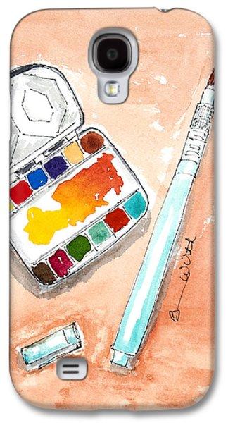 Galaxy S4 Cases - Ready Set Go Galaxy S4 Case by Barbara Wirth