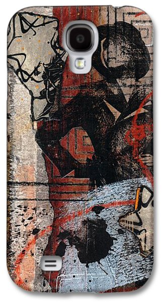 Transfer Galaxy S4 Cases - Really  Galaxy S4 Case by Laura  Lein-Svencner