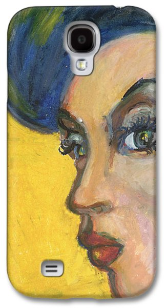 African-american Pastels Galaxy S4 Cases - Rebirth of the MoVement Galaxy S4 Case by Derrick Hayes
