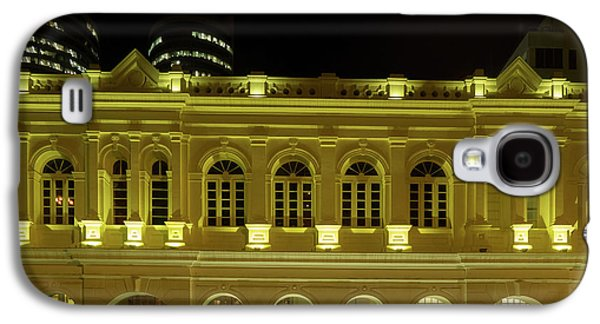 Recently Restored Buildings On Chatham Galaxy S4 Case by Panoramic Images