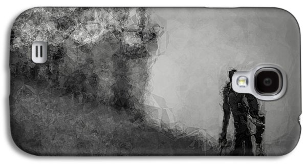 Photo Manipulation Galaxy S4 Cases - Reconnoiter Galaxy S4 Case by Wendy J St Christopher