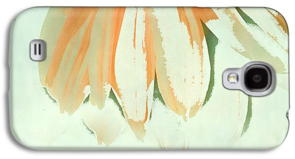 Reconstructed Flower No.1 Galaxy S4 Case by Bonnie Bruno