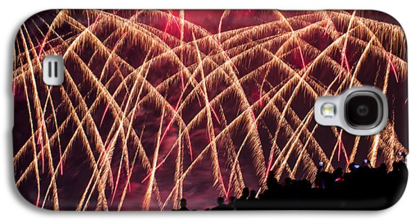 4th July Galaxy S4 Cases - Red Carpet July 4th Galaxy S4 Case by Yoshiki Nakamura