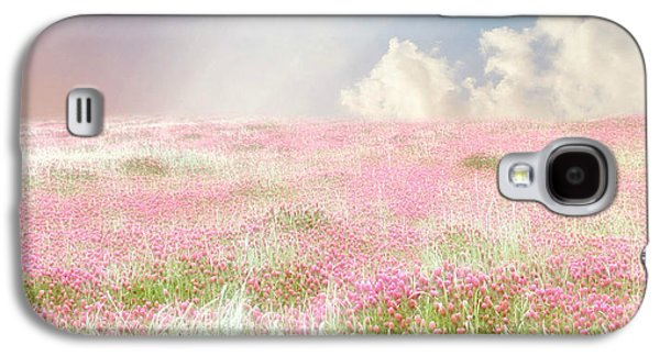 Landscape Framed Prints Galaxy S4 Cases - A Perfect World Galaxy S4 Case by Amy Tyler