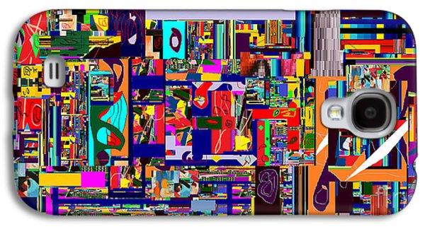 Inner Self Galaxy S4 Cases - Redemption Prayer 12a Galaxy S4 Case by David Baruch Wolk