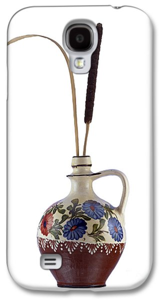 Tankard Galaxy S4 Cases - Reed In The Vase Galaxy S4 Case by Michal Boubin