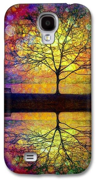 Tara Turner Galaxy S4 Cases - Reflected Dreams Galaxy S4 Case by Tara Turner