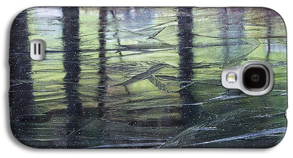 Reflecting On Transitions Galaxy S4 Case by Mary Amerman