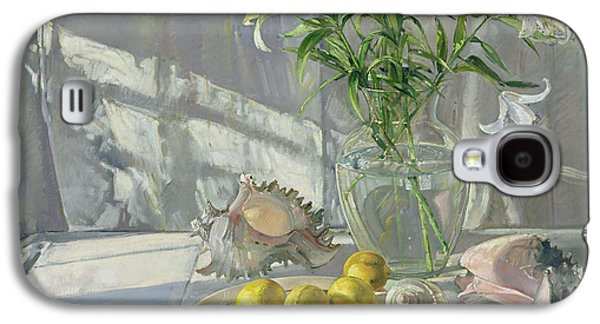 Reflections And Shadows  Galaxy S4 Case by Timothy  Easton