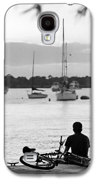 St. Lucie County Galaxy S4 Cases - Relax Galaxy S4 Case by Patrick M Lynch
