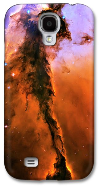 Outer Space Galaxy S4 Cases - Release - Eagle Nebula 1 Galaxy S4 Case by The  Vault - Jennifer Rondinelli Reilly
