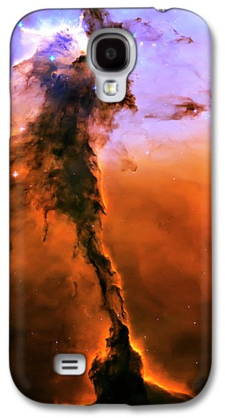 Outer Space Galaxy S4 Cases - Release - Eagle Nebula 2 Galaxy S4 Case by The  Vault - Jennifer Rondinelli Reilly