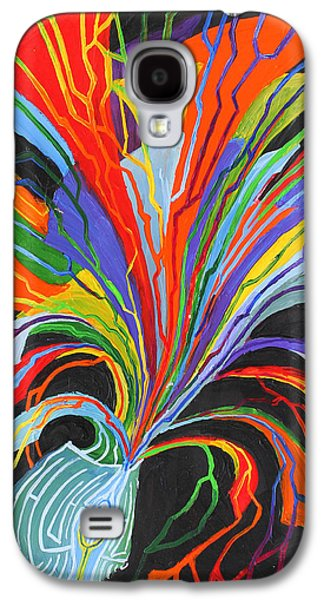 Morphing Galaxy S4 Cases - Release Galaxy S4 Case by Maxwell Hanson