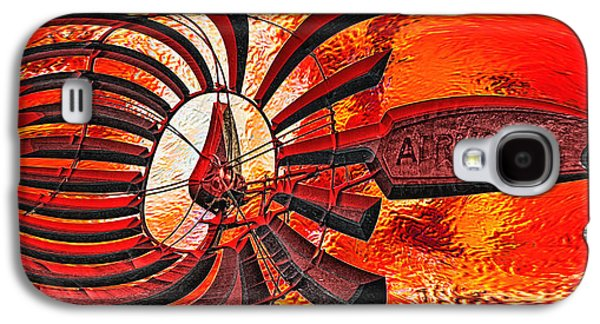 Photo Manipulation Galaxy S4 Cases - Relic Galaxy S4 Case by Wendy J St Christopher