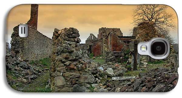 Recently Sold -  - Concept Photographs Galaxy S4 Cases - Remains of Oradour sur Glane in France Galaxy S4 Case by Mountain Dreams