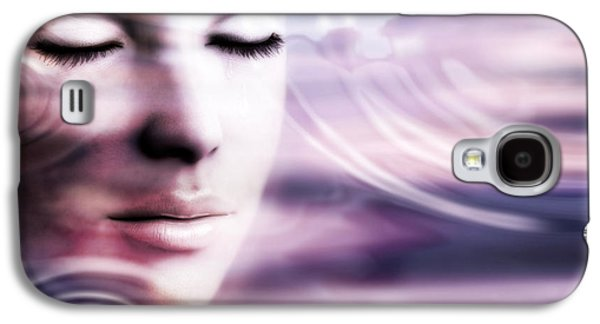 Torn Mixed Media Galaxy S4 Cases - Remember Galaxy S4 Case by Photodream Art