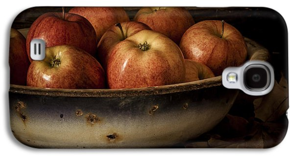 Apple Photographs Galaxy S4 Cases - Remembering Autumn Galaxy S4 Case by Amy Weiss