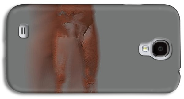 Abstract Digital Art Mixed Media Galaxy S4 Cases - Crucified anonymous Galaxy S4 Case by Joaquin Abella