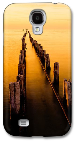 Remnants Galaxy S4 Case by Chad Dutson