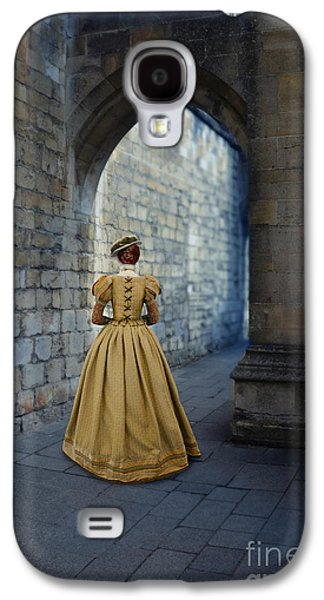 Ball Gown Photographs Galaxy S4 Cases - Renaissance Lady Galaxy S4 Case by Jill Battaglia