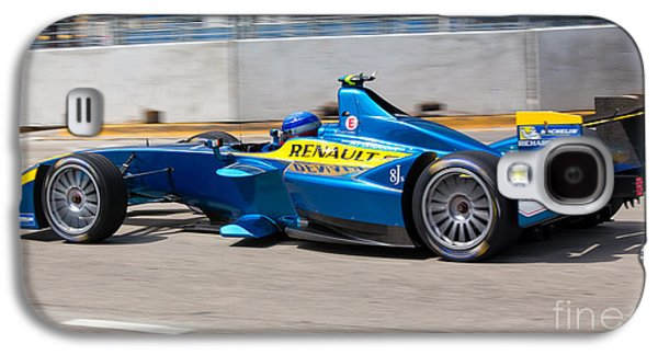 Michelin Galaxy S4 Cases - Renault Winner of the Miami ePrix Galaxy S4 Case by Rene Triay Photography