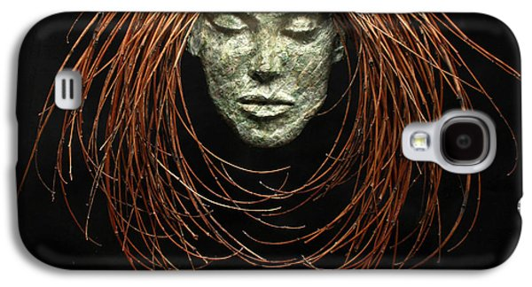 Figures Reliefs Galaxy S4 Cases - Renewed Solace Galaxy S4 Case by Adam Long