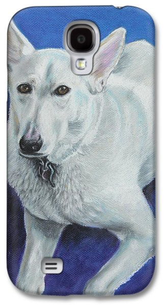 Puppies Galaxy S4 Cases - Reno Galaxy S4 Case by Jeanne Fischer