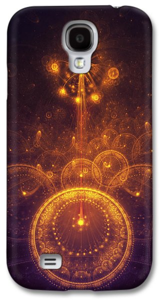 Photoshop Digital Art Galaxy S4 Cases - Representation of Climax Galaxy S4 Case by Cameron Gray