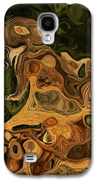 Terra Firma Galaxy S4 Cases - Reptilian Ball Galaxy S4 Case by Daniele Smith