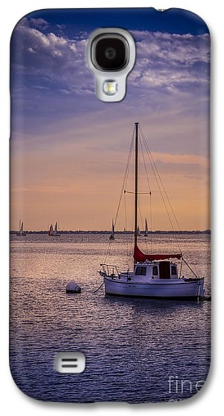 Nautical Galaxy S4 Cases - Rest Day Galaxy S4 Case by Marvin Spates