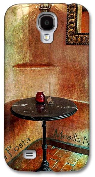 Original Photographs Galaxy S4 Cases - Restaurante La Posta Galaxy S4 Case by Barbara Chichester