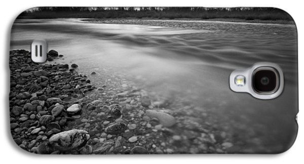 White River Galaxy S4 Cases - Restless river Galaxy S4 Case by Davorin Mance