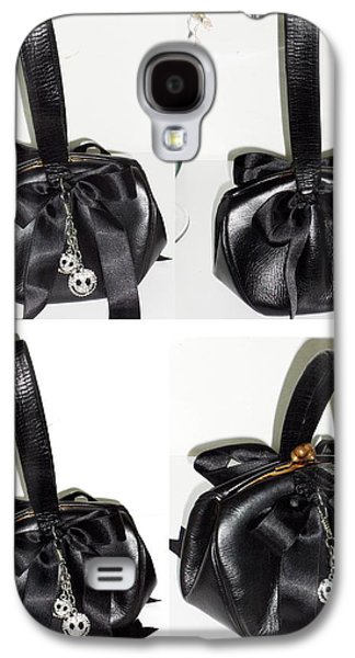 Restoration Of A Vintage Small Bag  After Restoration Galaxy S4 Case by Donatella Muggianu