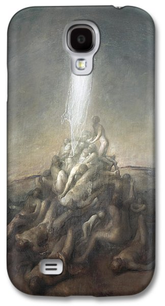 Resurrection Galaxy S4 Case by Odd Nerdrum