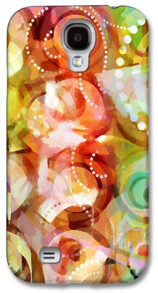 Home Decor Galaxy S4 Cases - Retropop Decor Galaxy S4 Case by Home Decor