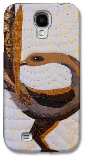 African-americans Tapestries - Textiles Galaxy S4 Cases - Return Galaxy S4 Case by Aisha Lumumba